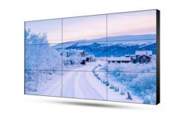 安徽 三星65寸3.5mm拼缝液晶拼接屏 视频监控会议电视墙
