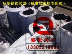环型裙边皮带秤(NJGC-30)给煤机给料机专用无接头胶带