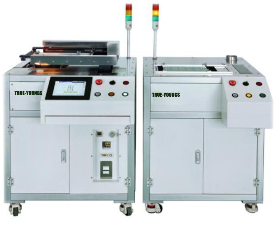 选择性波峰焊SW-300S/F(灵活、离线型)