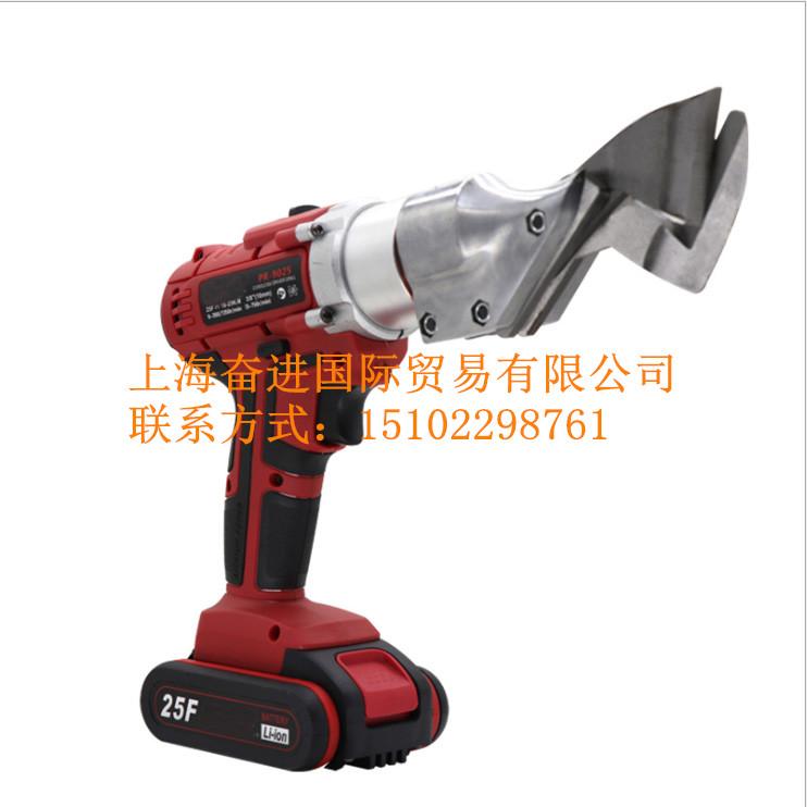供应多功能锂电电剪,大容量锂电池设计,带LED照明灯