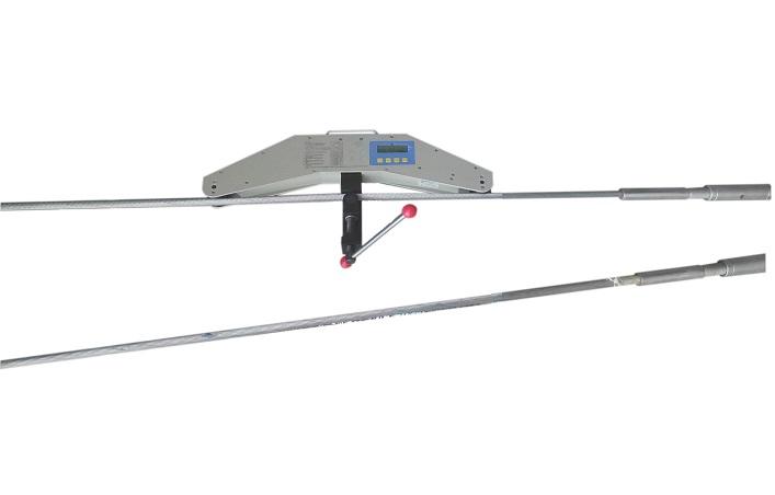 预应力拉索张力检测装置 杆塔拉线张紧力检测仪器