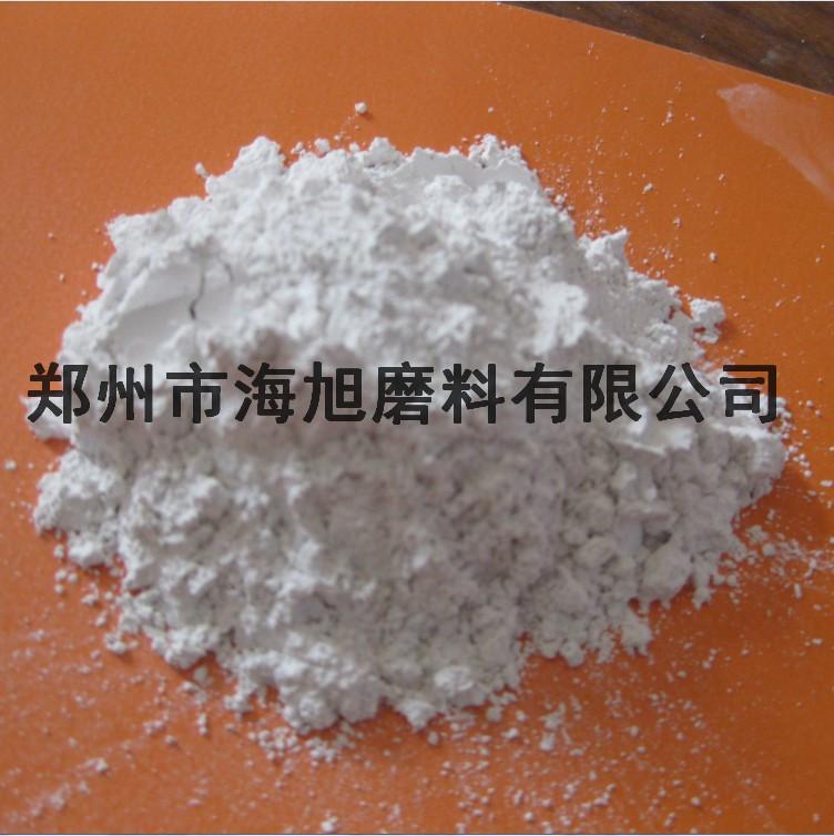 白刚玉微粉W28-酸洗水分 干净无杂质