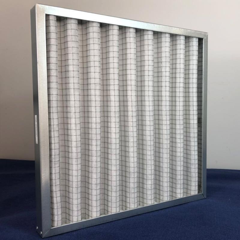 德州精久净化厂家直销初效过滤器板式过滤器滤网